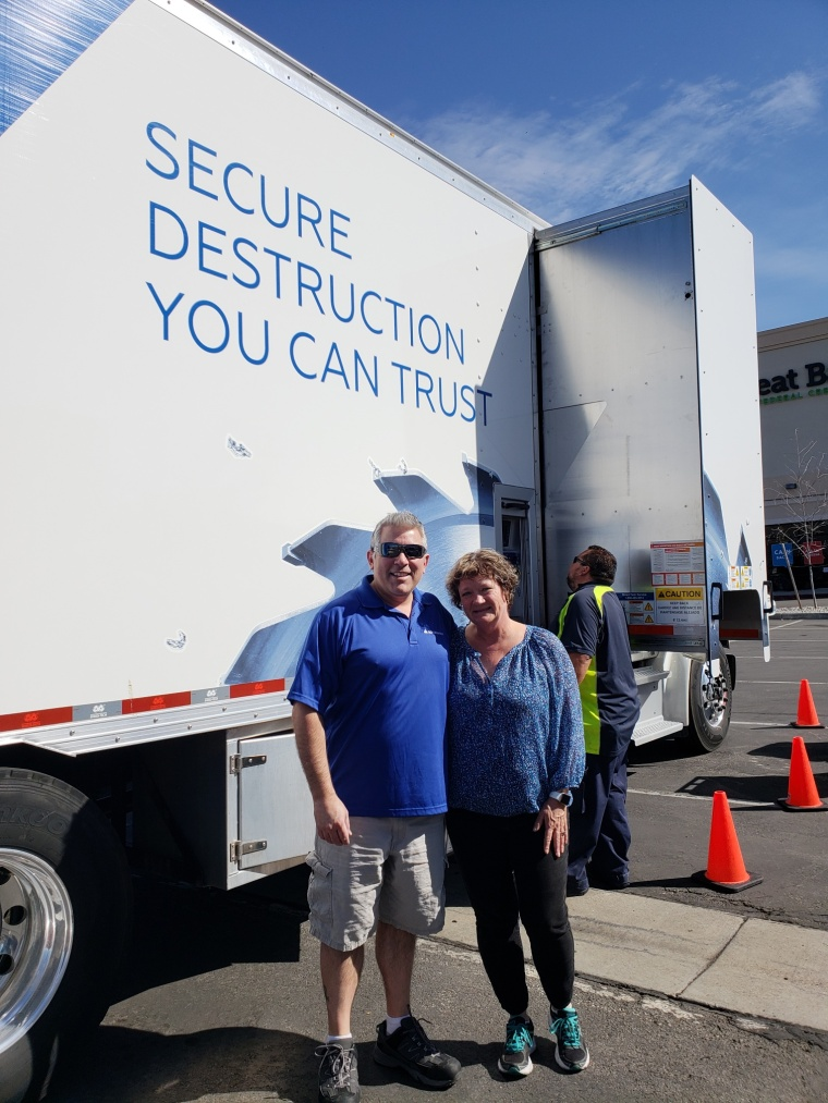 2018 Annual Shred Drive