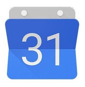 Chapter Google Calendar