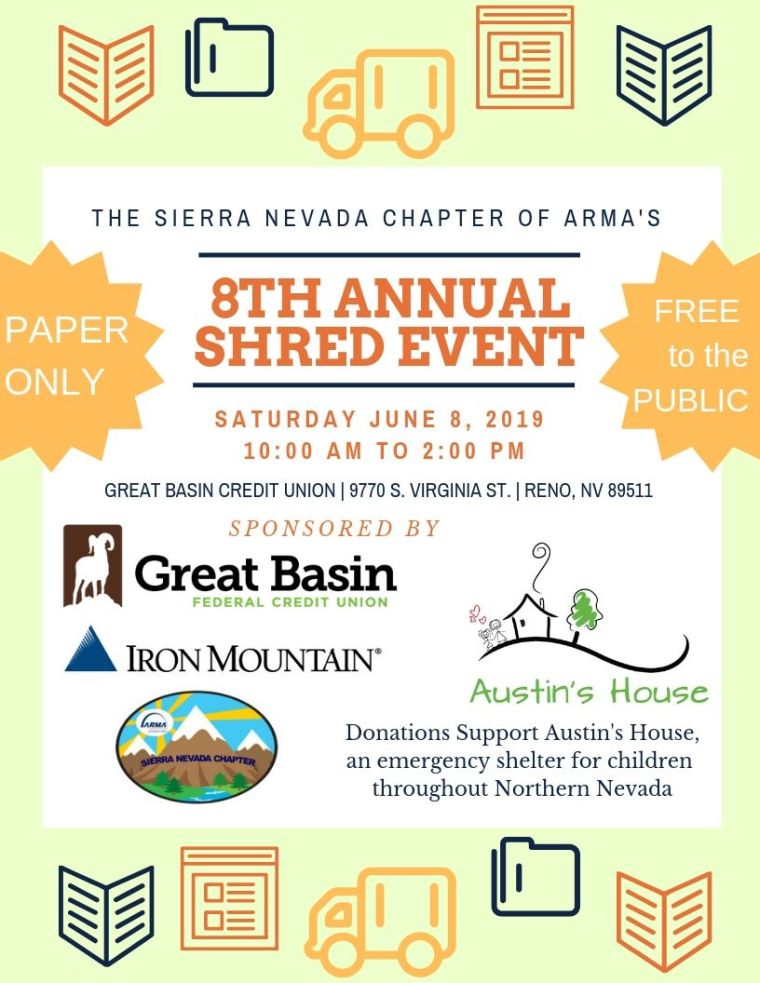 8th Annual Shred Event
