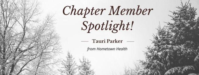 Tauri Parker Member Spotlight!